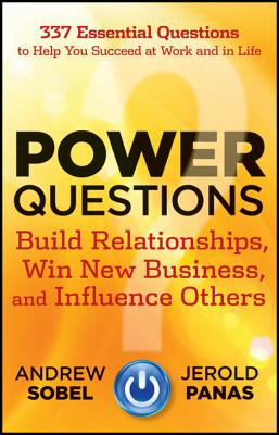 Power Questions By Sobel, Andrew/ Panas, Jerold